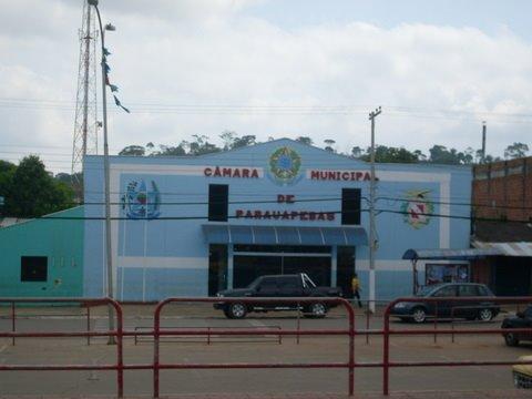 A Câmara Municipal de Parauapebas