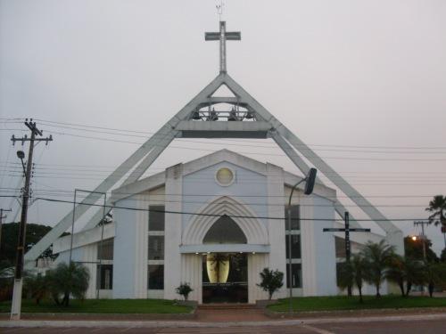 A Igreja de Paragominas